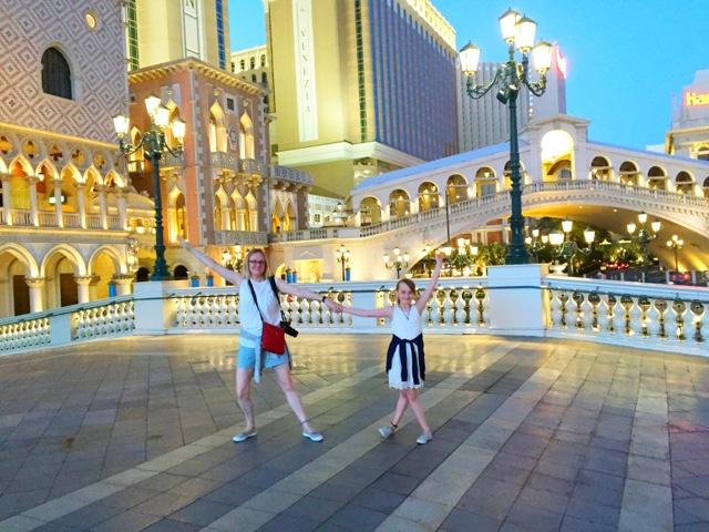 Venise in Vegas