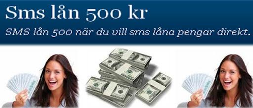 SMSlån 500