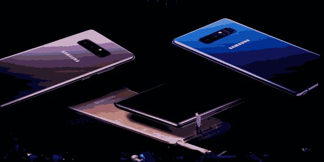 Samsung president says 🔊 a foldable phone 📱 is in the works for 2018