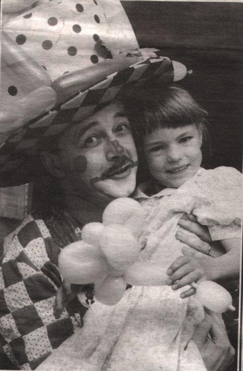 Clown Bo Hospital 960609 2
