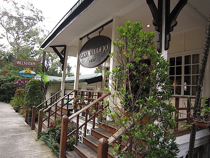Casa Vallejo in Baguio City