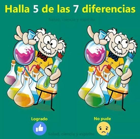 5  diferencias