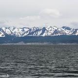 Passeio de barco no Estreito de Magallanes, Ushuaia, Argentina