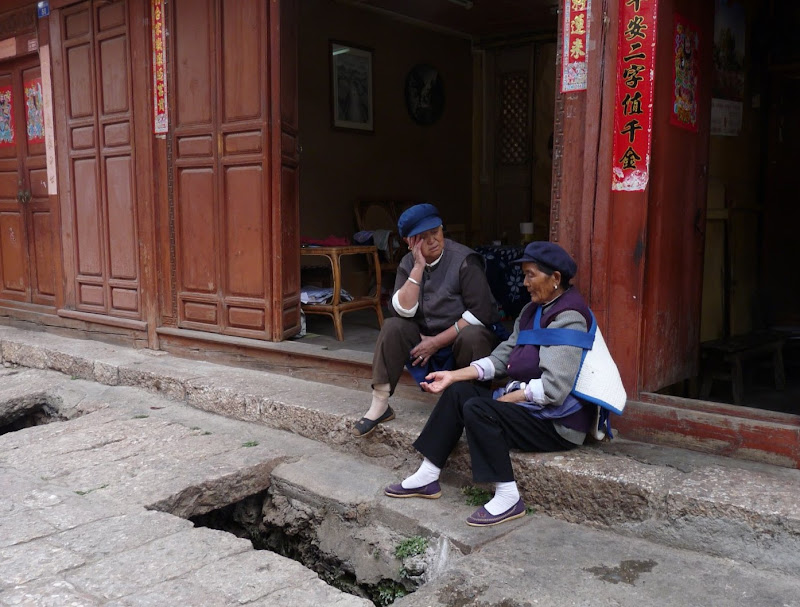 Chine. Yunnan.LIJIANG , Dragon snow mountain,puis lac LUGU - P1230170.JPG