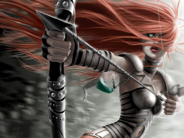 Red Haired Warrior, Warriors 2