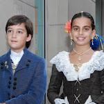 Proclamación Celia y Nacho