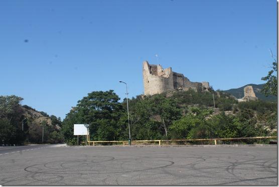 Мцхета, фортеця