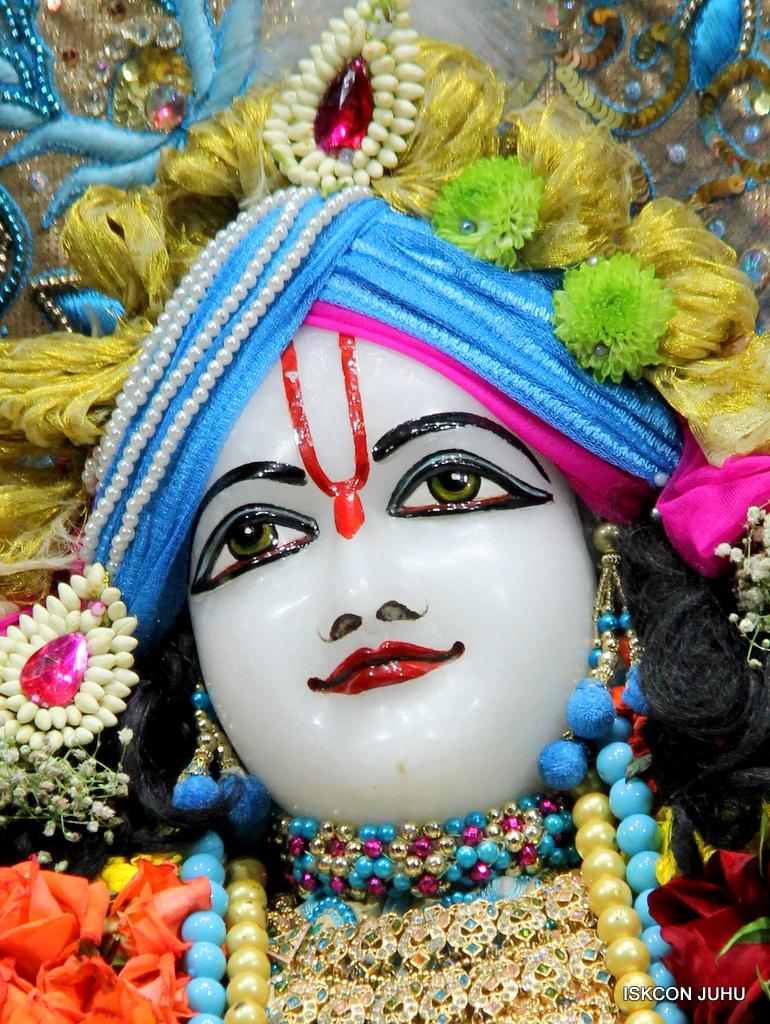 ISKCON Juhu Sringar Deity Darshan on 30th Dec 2016 (42)