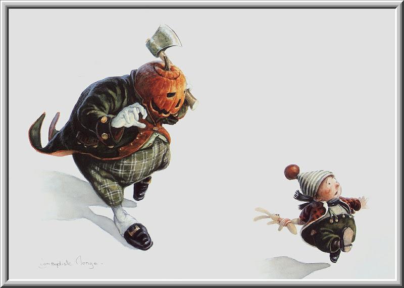 Halloween For Kids 8, Scary Halloween
