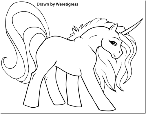 Dibujos-colorear-unicornios-4