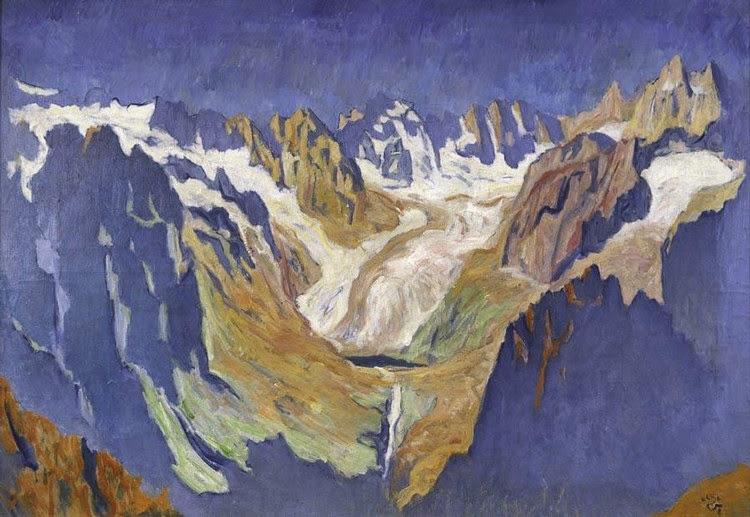 Giovanni Giacometti - Albigna Valley, 1932