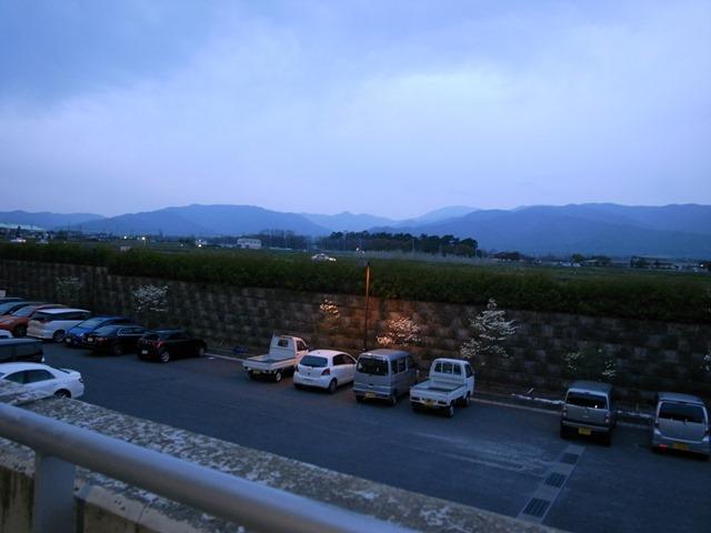 松本山雅アルウィン景色