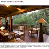 Saha Forest Camp (Anjozorobe)