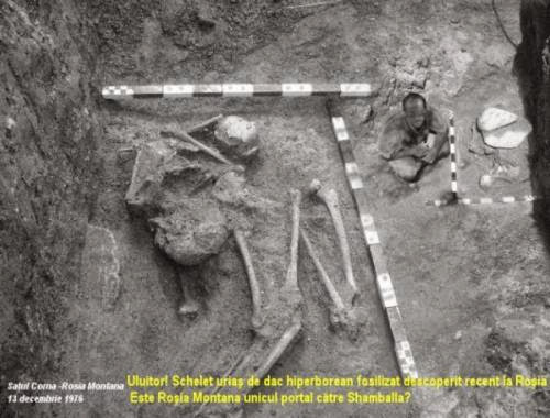 Massive Cover Up Of Giants In Romania What Happened To These Giant Bones