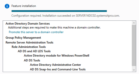 How to Deploy a Secondary Domain Controller (DC) on Windows