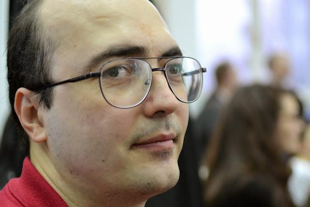 Conferinta Despre martiri cu Dan Puric, FTOUB 031