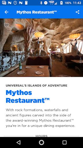 Universal Orlando Resortu2122 The Official App 1.32.0 Screenshots 6