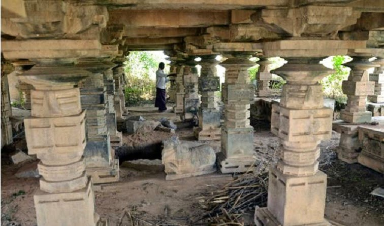 India: Restoration of two Kakatiya era temples in full swing