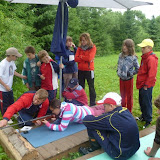 Športové popoludnie - Beh okolo rybníka