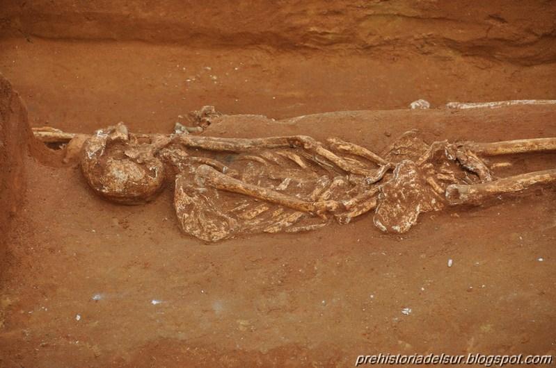 Enterramientos romanos en Cadiz