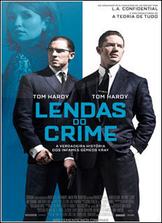 Lendas do Crime (2016) Torrent BRRip Blu-Ray 720p / 1080p Dual Áudio