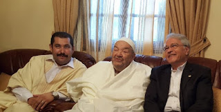 Chakib Khelil au colonel Amar Benaouda:  « Je souhaite être candidat à l'élection présidentielle. Aidez-moi… »