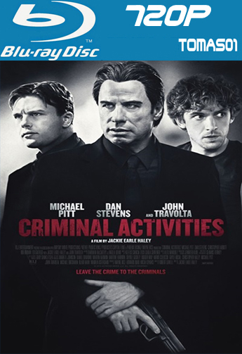 Criminal Activities (2015) BDRip m720p