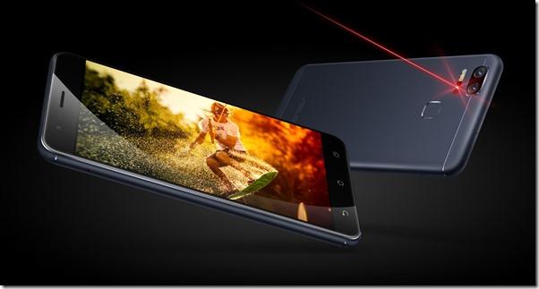 Asus Zenfone 3 Zoom ZE553KL Diperkenalkan, Usung Dual Kamera 12MP