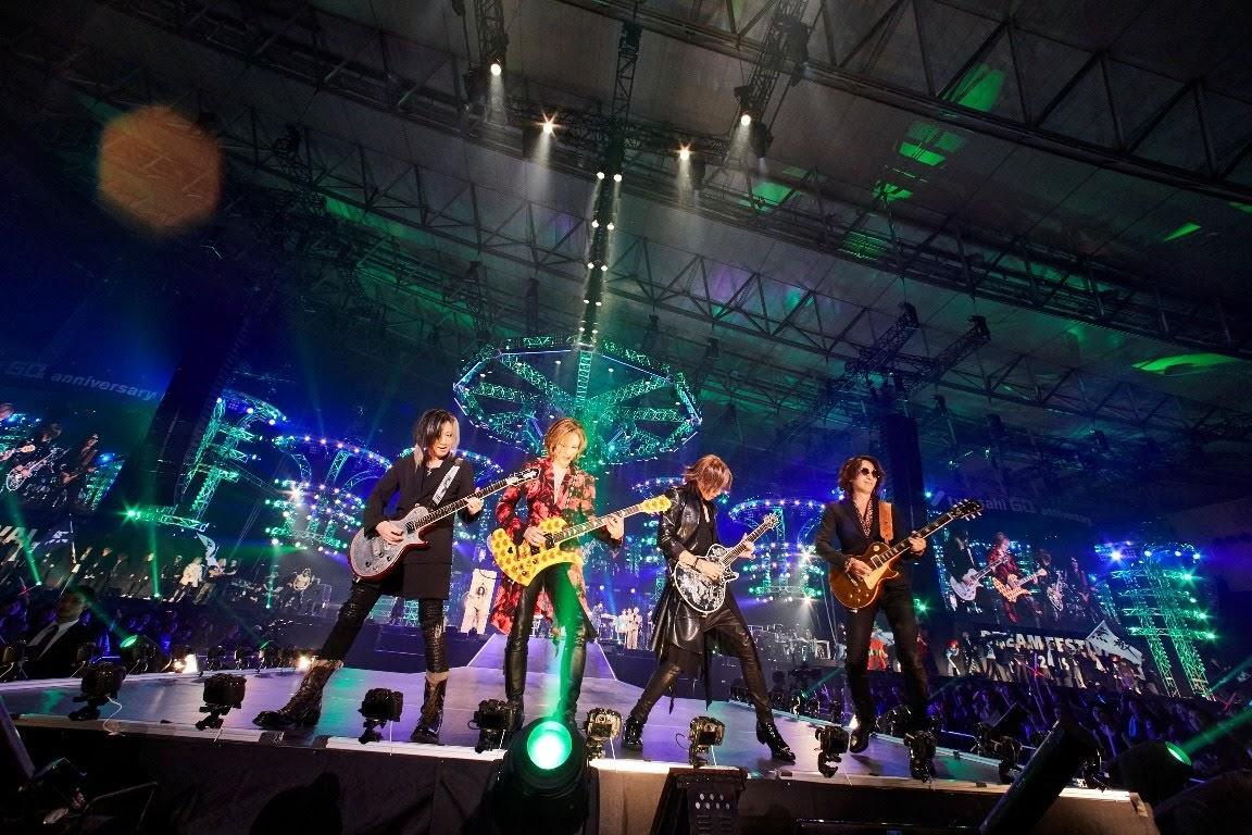 [迷迷音樂] YOSHIKI 「Dream festival」與清春一夜限定共演 捐千萬日圓予颱風海貝思受災地