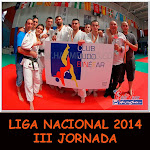 LIGA NACIONAL 2014 - III JORNADA
