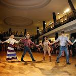 Country lekce ve Slovanském domě