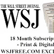 Browse Into Google And Get To Locate Websites Offering Cheap WSJ Subscription