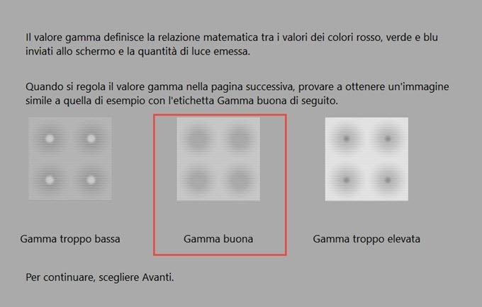 valore-gamma