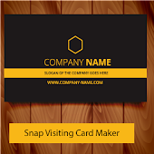 Snap Visiting Card Maker