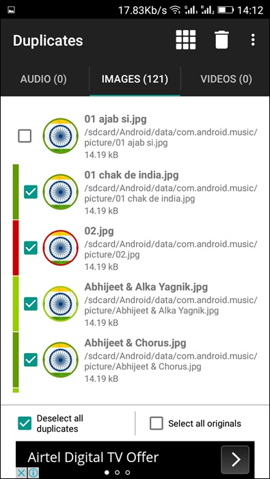 Find and Delete Duplicates Files on Android