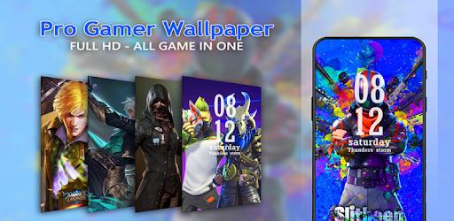 Pro Gamer Wallpaper Moba Action Ml Ff Pubg Apk App