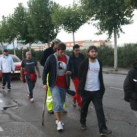 Marcha de parados