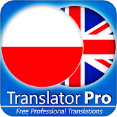 Polish - English Translator ( Text to Speech )