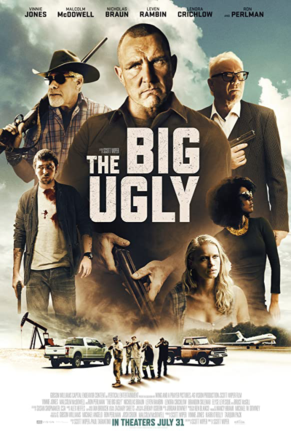 [Movie] The Big Ugly (2020)