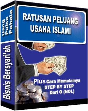 Peluang Usaha Kecil Islami Bersyari'ah