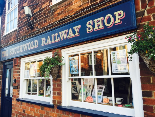 The Southwold Railyway Shop