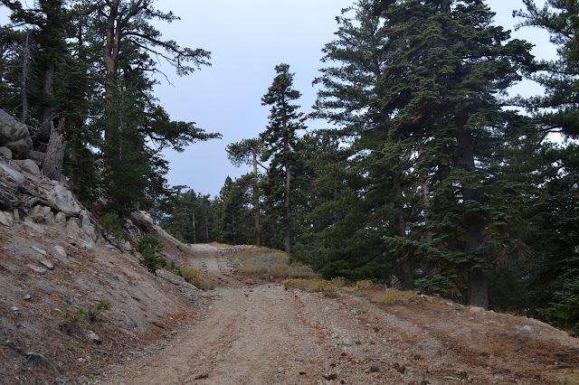 lesser used road
