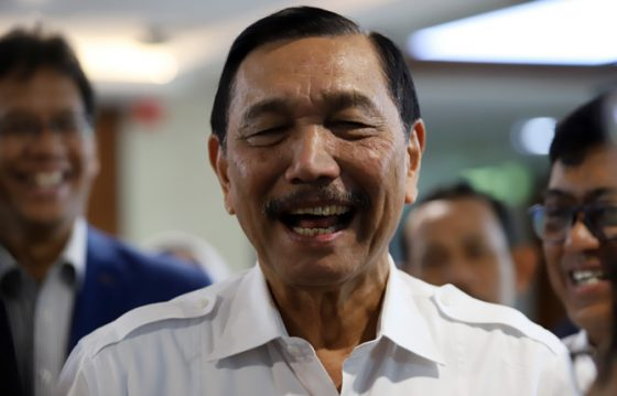 Mengaku Kenyang Dihina, Luhut Putuskan Berhenti jadi Menteri 2024