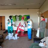 Sinterklaas op de scouts - 1 december 2013 - DSC00145.JPG
