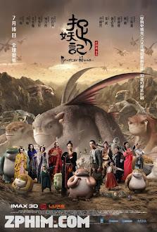 Truy Lùng Quái Yêu - Monster Hunt (2015) Poster