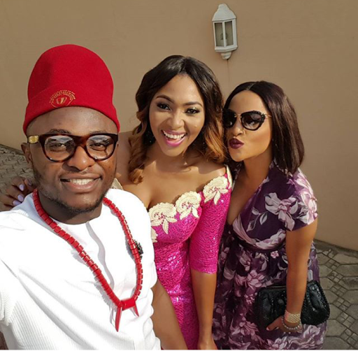 Ubi Franklin, Lilian Esoro Now Officially Married (Photo)