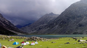 Izmis Lake, Kalam, Swat