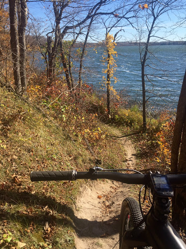 Lakeside singletrack