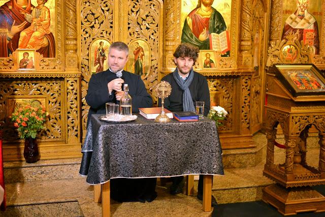 Pr. Silviu Tudose Perioada Triodului - urcus spre Inviere - (12)