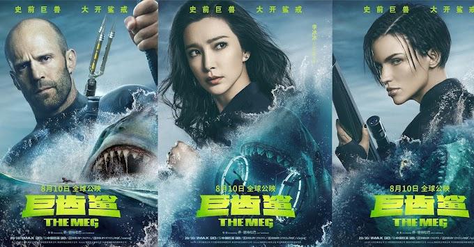 Movie Download: The Meg (2018) [HC-HDRip]